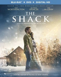The shack [Blu-ray + DVD combo] cover image
