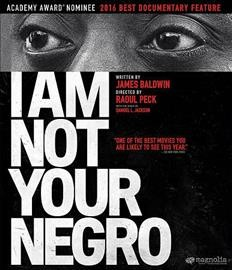 I am not your negro cover image