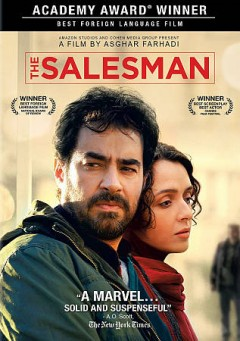 The salesman cover image