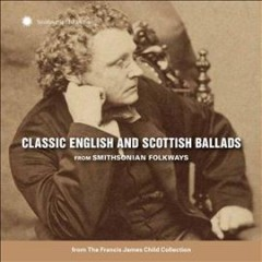 Classic English and Scottish ballads cover image