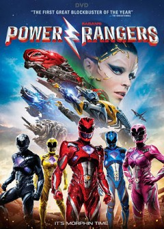 Power Rangers cover image
