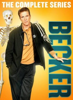 Becker the complete series cover image