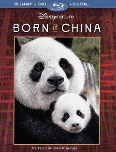 Born in China [Blu-ray + DVD combo] cover image