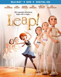 Leap! [Blu-ray + DVD combo] cover image