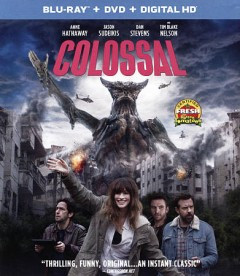 Colossal [Blu-ray + DVD combo] cover image