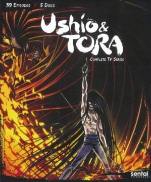 Ushio & Tora. Complete TV series cover image