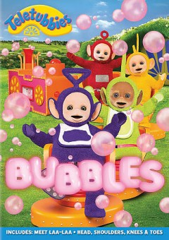 Teletubbies. Bubbles cover image