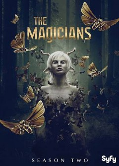 The magicians. Season 2 cover image