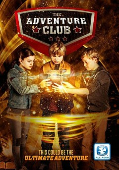 The adventure club cover image