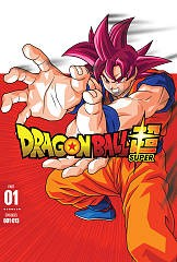 Dragon ball super. Part one cover image