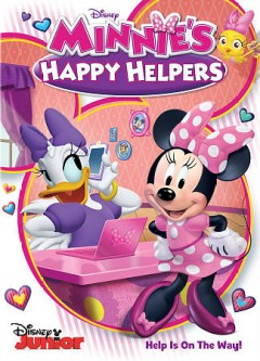Minnie's happy helpers cover image