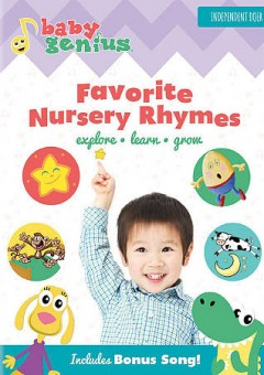 Baby genius. Favorite nursery rhymes cover image