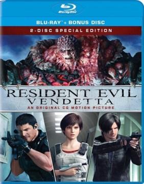 Resident evil, vendetta cover image