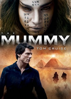 The mummy cover image