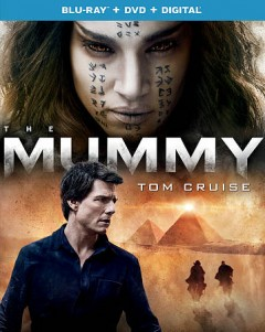The mummy [Blu-ray + DVD combo] cover image