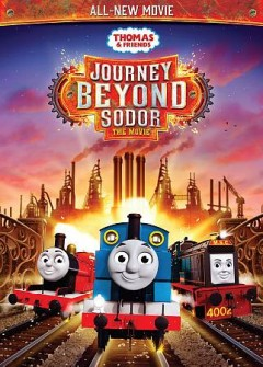 Journey beyond Sodor the movie cover image