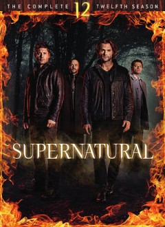 Supernatural. Season 12 cover image