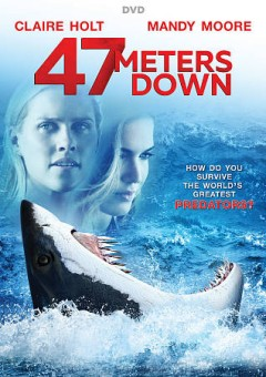 47 meters down cover image