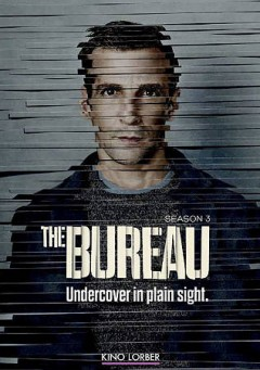 The Bureau. Season 3 cover image