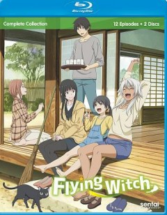 Flying witch. The complete collection cover image