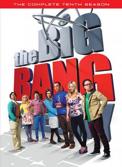 The big bang theory. Season 10 cover image