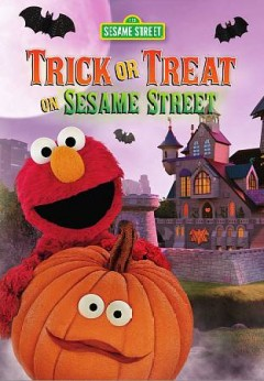 Trick or treat on Sesame Street cover image