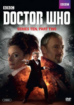 Doctor Who. Series 10, part 2 cover image