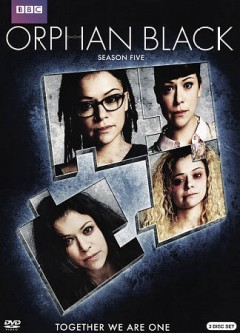 Orphan black. Season 5 cover image