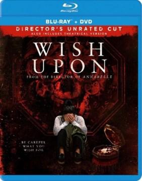 Wish upon [Blu-ray + DVD combo] cover image