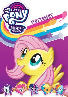 My little pony friendship is magic. Fluttershy cover image