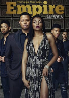 Empire. Season 3 cover image