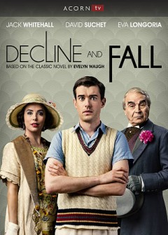 Decline and fall cover image