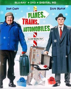 Planes, trains and automobiles [Blu-ray + DVD combo] cover image