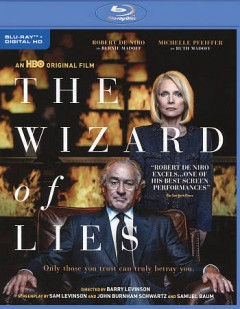 The wizard of lies cover image