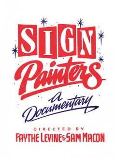 Sign painters cover image