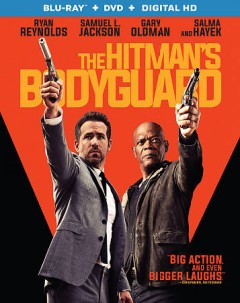 The hitman's bodyguard [Blu-ray + DVD combo] cover image