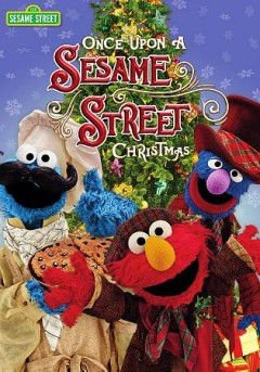 Once upon a Sesame Street Christmas cover image