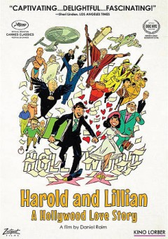 Harold and Lillian a Hollywood love story cover image