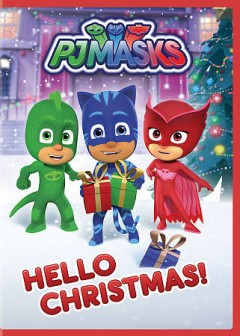 PJ masks. Hello Christmas cover image