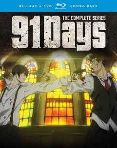 91 days [Blu-ray + DVD combo] the complete series cover image