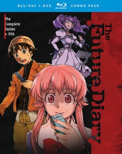 The future diary. The complete series + OVA cover image