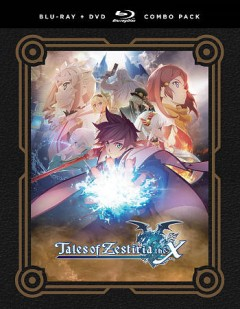 Tales of Zestiria the X. Season 1 cover image