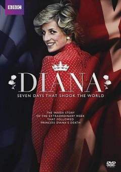 Diana seven days that shook the world cover image