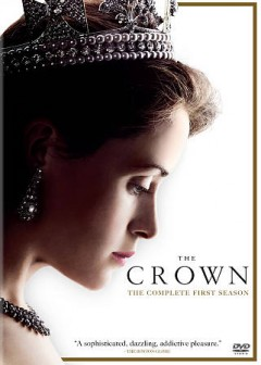 The crown. Season 1 cover image