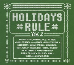 Holidays rule. Volume 2 cover image