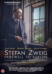 Stefan Zweig farewell to Europe cover image
