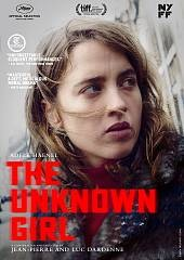 The unknown girl cover image