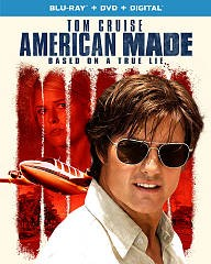 American made [Blu-ray + DVD combo] cover image