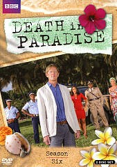 Death in paradise. Season 6 cover image