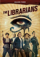 The librarians. Season 3 cover image